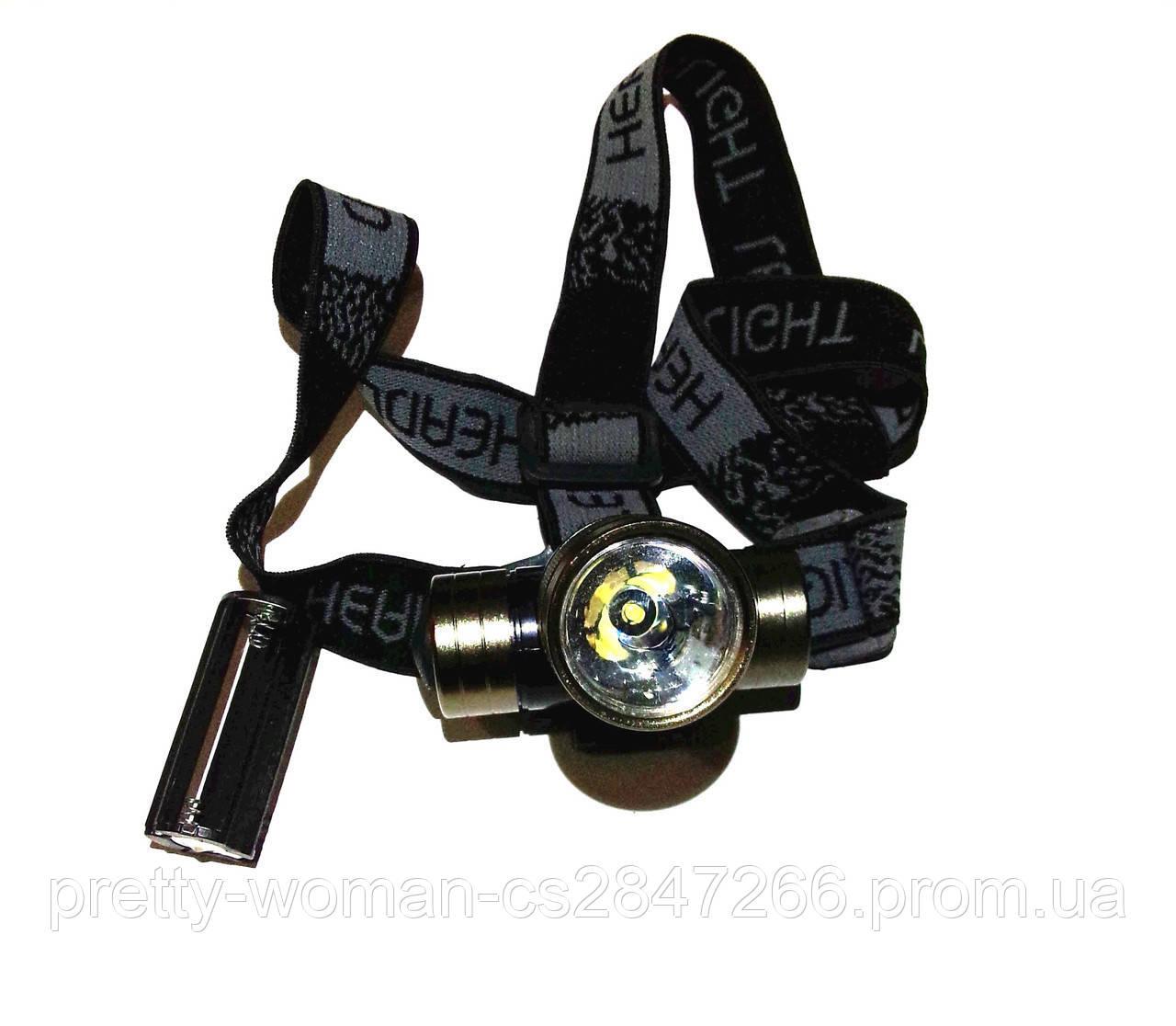 Налобный фонарь Bailong  BL 030