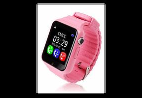 Смарт-часы Smart Baby Watch V7K Pink