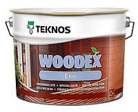 TEKNOS WOODEX ECO антисептик алкидный для древесины Бесцветный 9л