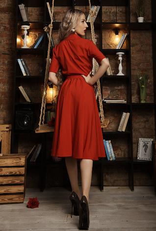 """Шикарное платье  """"Марианна"""" размер 50 мята, фото 2"""