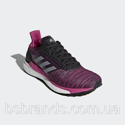 Женские кроссовки для бега Adidas SOLAR GLIDE, фото 2