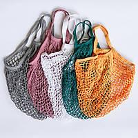 Авоська (длинная ручка), сумка-авоська, авоськи оптом, сумка для продуктов, сумка сетка, сетчатая сумка, фото 1