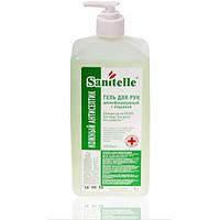 Sanitelle Гель дезинфицирующий с отдушкой Sanitelle DEAB (1000 мл)