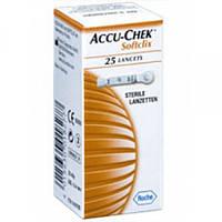 Roche (Accu-Chek) Ланцеты Accu-Chek® Softclix 25 шт.