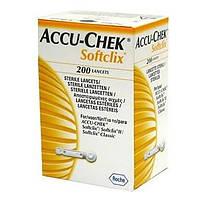 Roche (Accu-Chek) Ланцеты Accu-Chek® Softclix 200 шт.