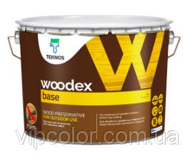 TEKNOS WOODEX BASE Грунтовочный антисептик Бесцветный 3л