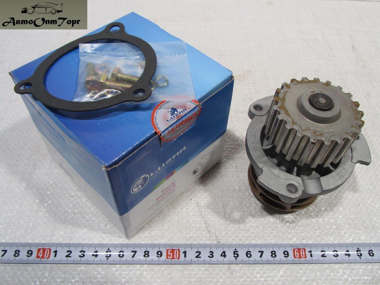 Насос водяной ВАЗ 2108, 2109, 21099, 2110, 2111, 2112, 2113, 2114, 2115, 1111 ОКА, (помпа) повышенной производительности  с 8 клапанным двигателем,