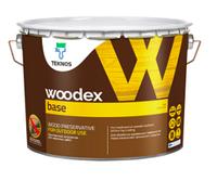 TEKNOS WOODEX BASE Органоразбавляемый антисептик для дерева Бесцветный 10л