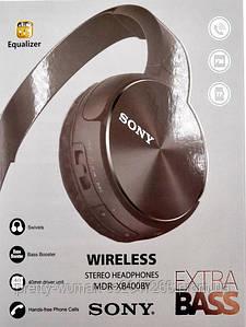 Беспроводные блютус наушники Sony MDR-XB400BY replica