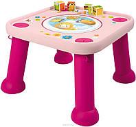Развивающий игровой столик трансформер Cotoons Smoby 211310R, фото 1