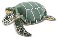 Мягкая игрушка Melissa&Doug Морская плюшевая черепаха