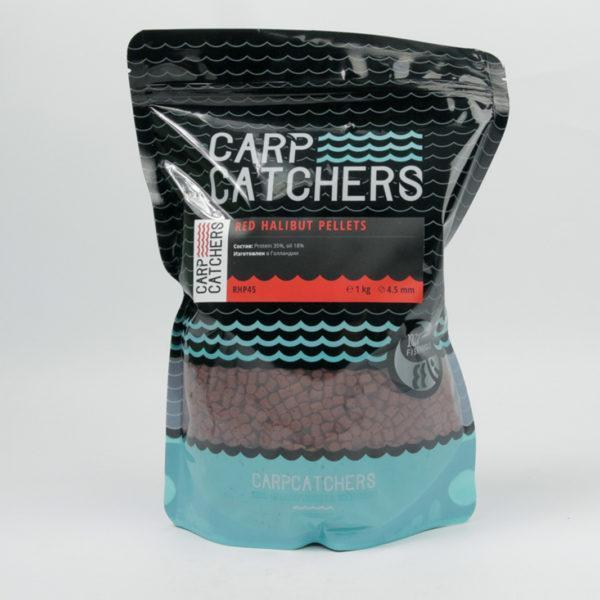 Пеллетс Carp Catchers «Any Season Premium Carp Pellets», 4,5 mm, 1 кg