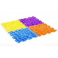 Тривес Массажный коврик «Цветные камешки» Тривес M-516