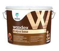 TEKNOS WOODEX AQUA BASE Водоразбавляемый антисептик для дерева Бесцветный 10л