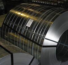 Стрічка ст. 65Г 0,3х100мм пружинна калена та шліфована сталь (ГОСТ 21996-76)