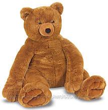 М'яка іграшка Великий плюшевий ведмедик Melissa&Doug