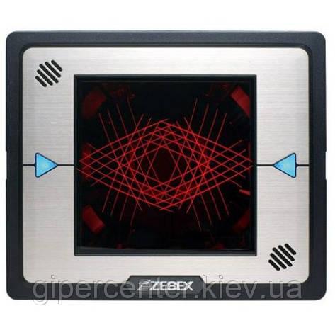Многоплоскостной встраиваемый сканер Zebex Z-6180, фото 2