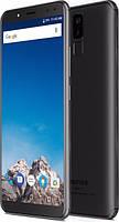 Смартфон Vernee X черный (экран 6 дюймов, памяти 4GB RAM/64GB ROM,акб 6200 мАч)