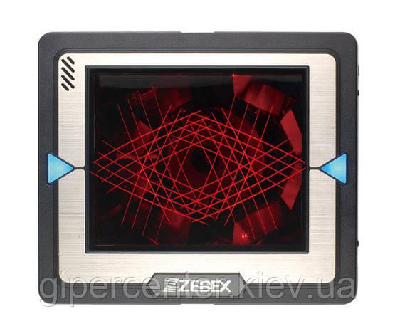 Многоплоскостной встраиваемый сканер Zebex Z-6181, фото 2