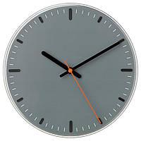 Часы настенные IKEA SVAJPA 30 см Серый (403.920.58), фото 1