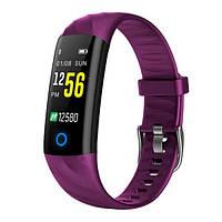 Фитнес-браслет Smart Band UMax S5 Тонометр Пурпурный (VAvf50453), фото 1