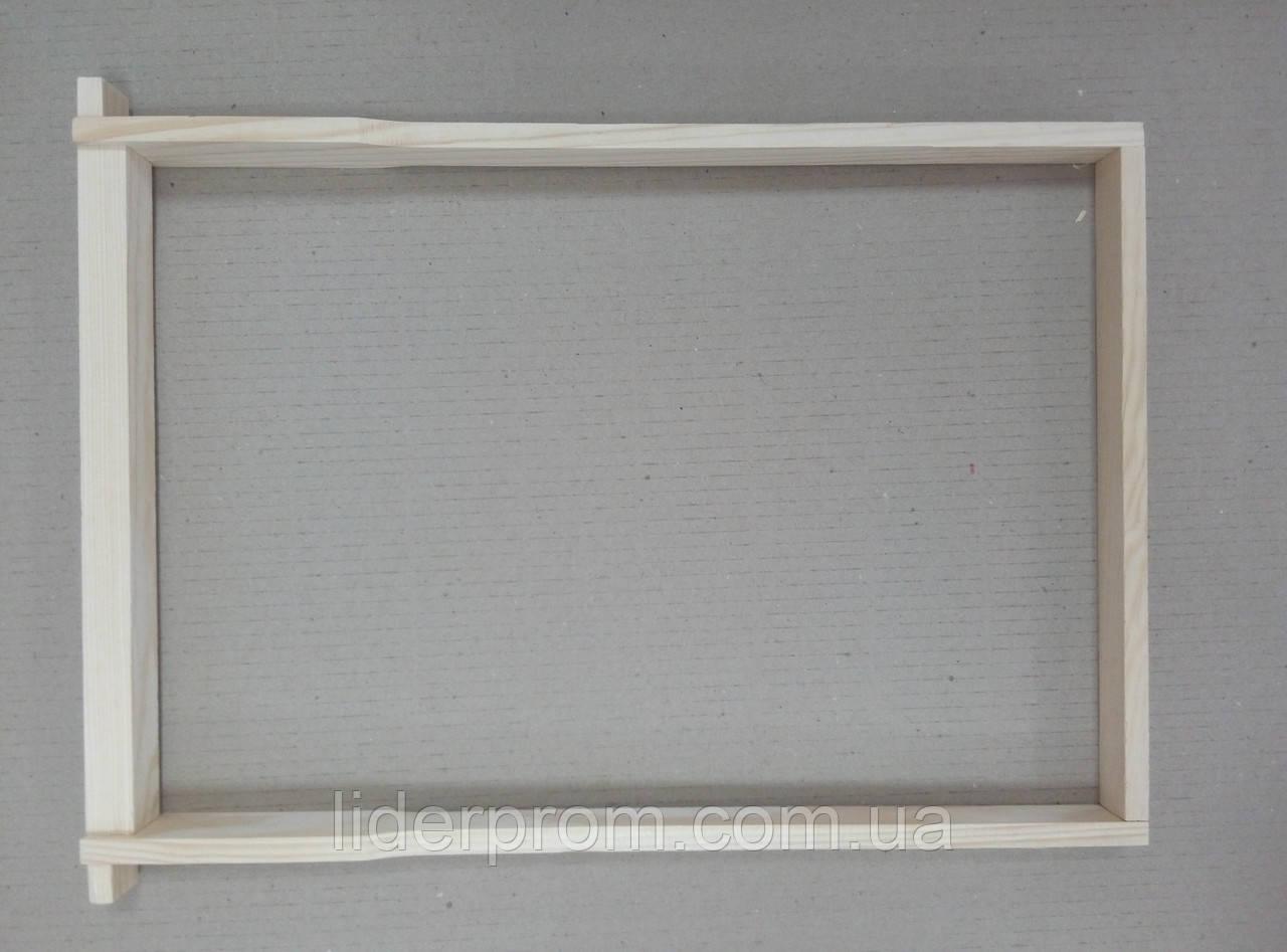 Рамка Украинская Узко-высокая  10 штук. Комплект заготовок 10 ульевых рамок.