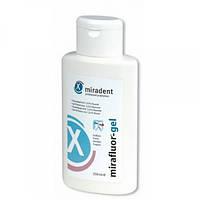 Miradent Фторирующий гель Mirafluor gel, Strawberry (605801)