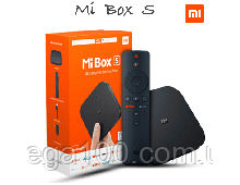 TV Box Smart TV Xiaomi Mi Box S 2/8GB Міжнародна версія, ТВ-приставка