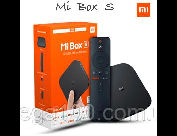 TV Box Smart TV Xiaomi Mi Box S 2/8GB Международная версия, ТВ-приставка