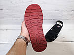 Мужские сандалии Fila (черные) , фото 3