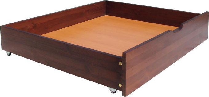 Комплект деревянных ящиков для кроватей из Ольхи , высотой 21 см