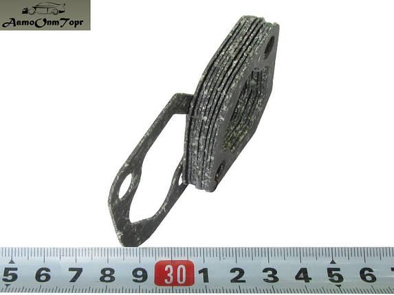 Прокладка бензонасоса ВАЗ 2101, 2102, 2103, 2104, 2105, 2106, 2107, 2108 0,6мм, Украина, 2101-1106170; , фото 2
