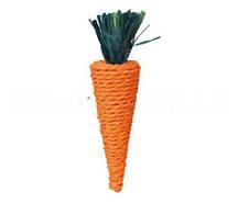 "Игрушка-лакомство для грызунов ""Морковь"" Trixie, 20 см"