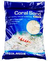 Коралловая крошка Aqua Medic Coral Sand, 0-1 мм, 10 кг