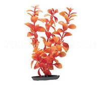 Растение пластиковое Hagen Marina Red Ludwigia (Людвигия оранжевая) 30см