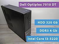 Системный блок Dell Optiplex 7010 DT Intel Core I3-3220/4gb/hdd 320g