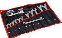Набор ключей  комбинированных 12 предметов Miol 51-714