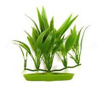 Растение пластиковое Hagen Marina Cript Becketti (Криптокарина Беккета) 12см