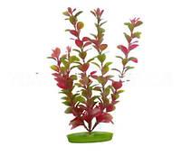Растение пластиковое Red Ludwigia Hagen Marina (Людвигия красная) 30см