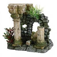 Декорация для аквариума Trixie Римские колонны, 16 см