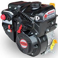 Бензиновый зимний двигатель Weima W210FS Q3 для снегоуборщиков (6,5 л.с., шпонка, 19 мм)