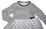 Нарядное детское платье для девочки рост 122 - 128  Emma Girl 7796, фото 4
