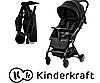 Прогулочная коляска Kinderkraft PILOT light (черный)