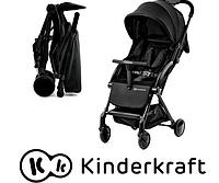 Прогулочная коляска Kinderkraft PILOT light (черный), фото 1