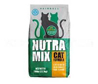 Сухой корм для кошек Nutra Mix Cat для выведения комков шерсти 9,07 кг