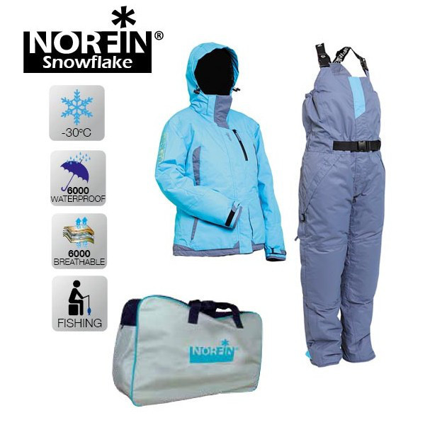 Костюм зимний женский Norfin SNOWFLAKE 529004-XL