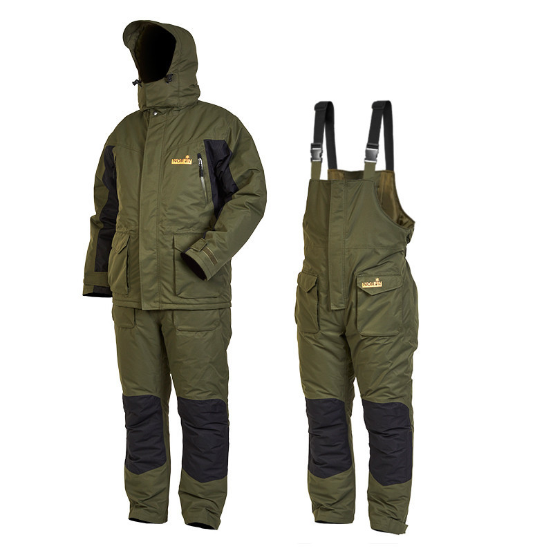Зимний костюм для рыбалки Norfin ELEMENT (-20) 439001-S