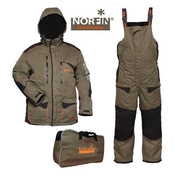 Зимний костюм для рыбалки Norfin DISCOVERY (-35) 451006-XXXL