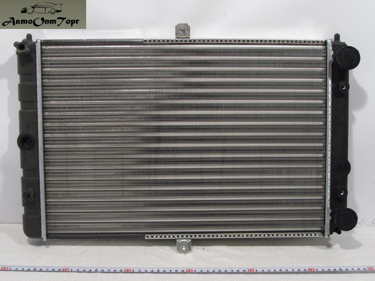 Радиатор охлаждения  ВАЗ 2108, 2109, 21099, Дааз, 2108-1301012
