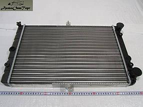 Радиатор охлаждения  ВАЗ 2108, 2109, 21099, Дааз, 2108-1301012, фото 2
